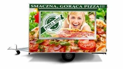 Otwieramy mobilną... pizzerię