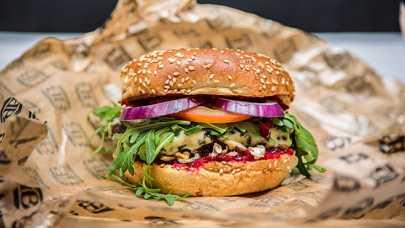 Patent na dobry street food! Stwórz restaurację z Bobby Burgerem.