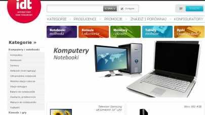 Internetowy Dom Towarowy - więcej niż e-handel