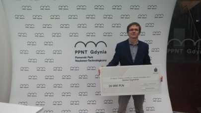 Zwycięzca Gdyńskiego Biznesplanu