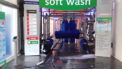 Pomysł na biznes: Otwieramy myjnię tunelową