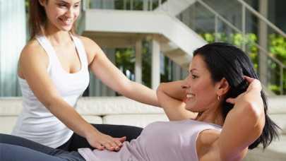 Ćwiczenia we własnym m 2 - mobilny fitness