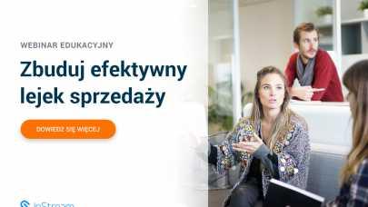 Webinar edukacyjny - zbuduj efektywny lejek sprzedaży