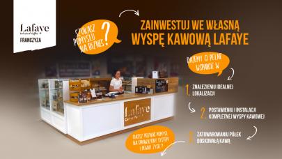 Zainwestuj we własną wyspę kawową Lafaye