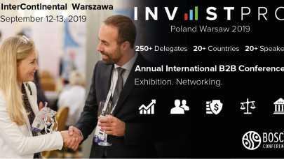 InvestPro Polska Warszawa 2019: najskuteczniejsze narzędzia do podwyższania kapitału