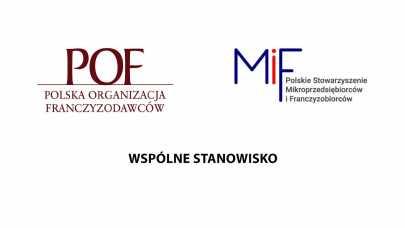 Polska Organizacja Franczyzy chce zwolnienia z czynszu