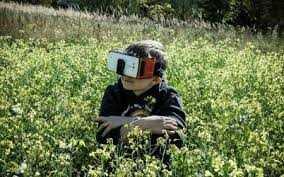 Własne gogle VR pomysłem na biznes