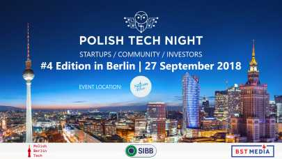 Startują zgłoszenia do czwartej edycji Polish Tech Night!