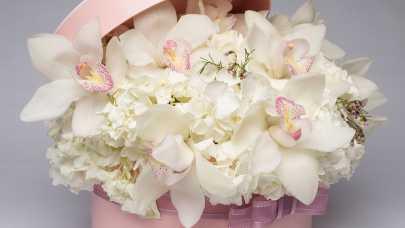 Pomysł na pachnący biznes - pudełka z kwiatami