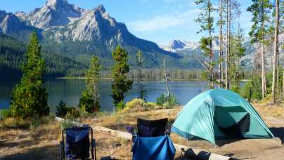 Camping- Biznes pod chmurką