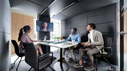 Przyszłość firm Mniejsze biura i praca hybrydowa. Jak to wszystko urządzić