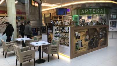 Zainwestuj w wyspę kawową LAFAYE