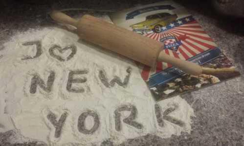 New York Pizza  smaki sprowadzone zza Oceanu