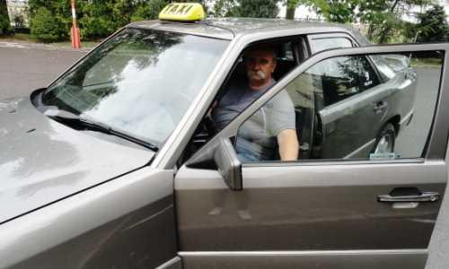 Taksówkarz - pasja i pomysł na biznes
