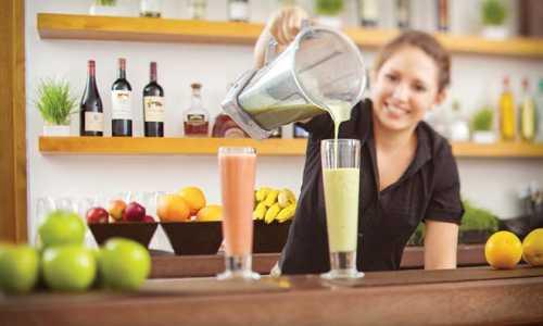 Witaminowa bomba w szklance - otwieramy bar z sokami