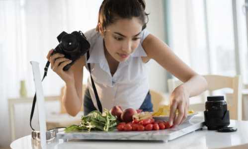 Pomysł na biznes - stylista żywności