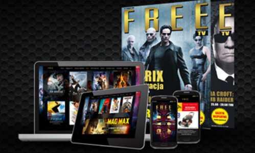 FREE TV - Wydawaj gazetę XXI wieku