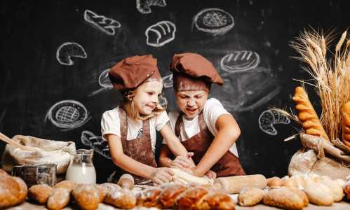 Dobry pomysł na biznes - szkoła gotowania dla dzieci