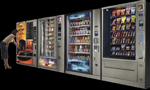 Automaty vendingowe - czy można na nich zarobić