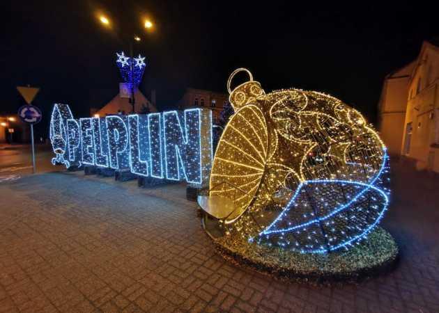 Produkcja i montaż świątecznych iluminacji - dobry pomysł na biznes