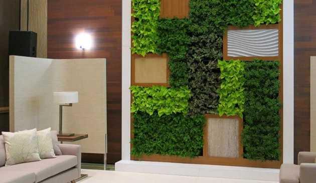 Zielone ściany - w walce ze smogiem
