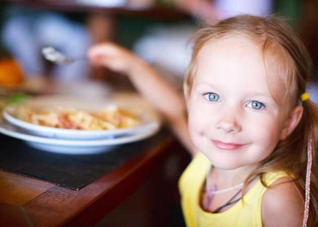 Restauracja dla rodzin z małymi dziećmi - czyli...z dzieckiem na obiad