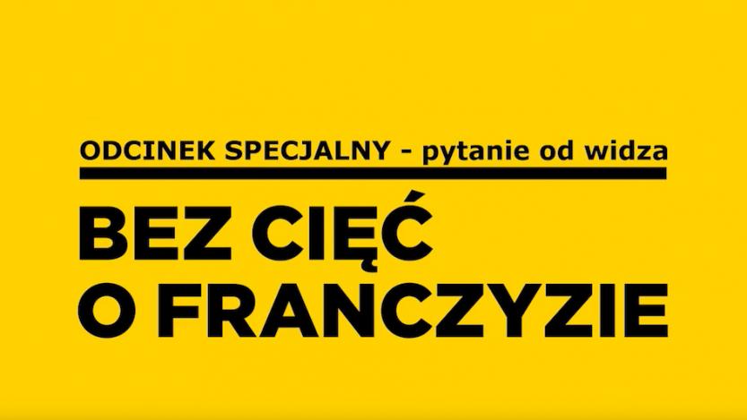 Franczyza bez cięć odcinek specjalny