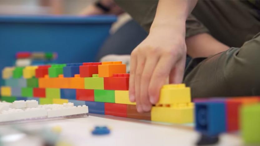 Edukido to zajęcia pozalekcyjne z klockami Lego