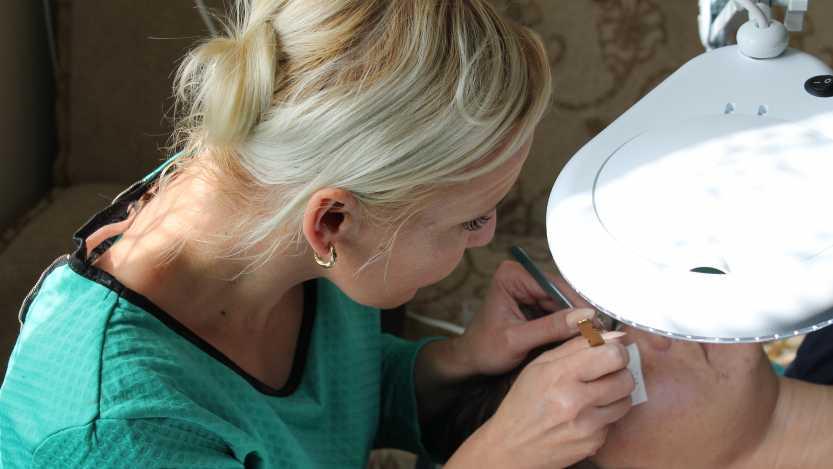 Mobilna kosmetyczka Anna Marchlewska