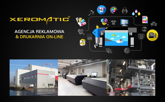 XEROMATIC - Agencja Reklamowa & Drukarnia ON-LINE