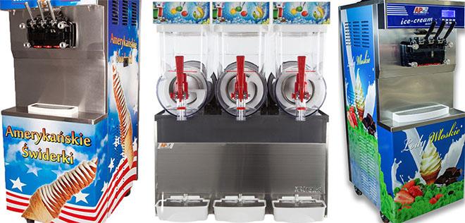 Maszyny do lodów sercem twojego biznesu