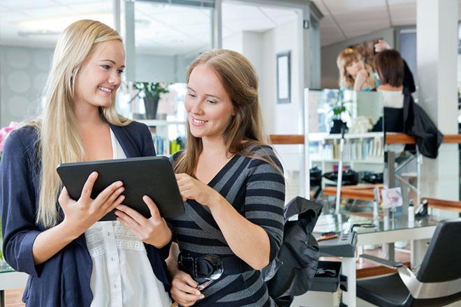 Współczesne narzędzia pracy dla biznesu health&beauty