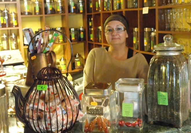 Herbaciarnia sposobem na życie