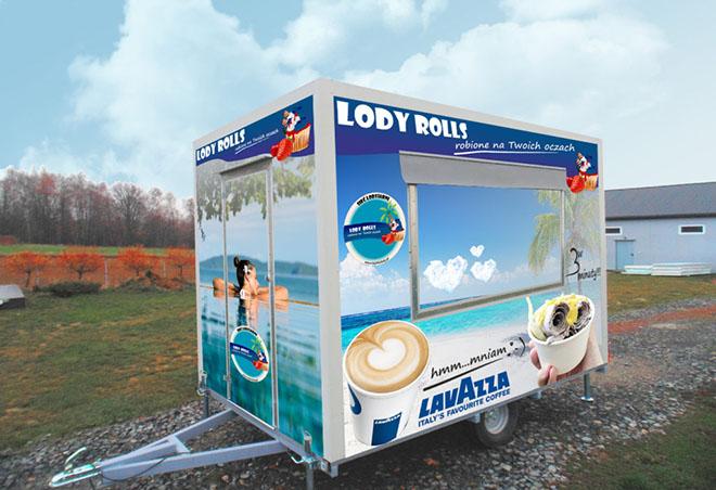 Lody Tajskie już w Polsce - Hit sprzedaży w branży lodziarskiej