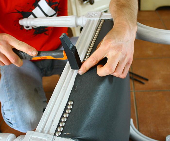 Ze sfatygowanego fotela dzieło sztuki - otwieramy zakład tapicerski
