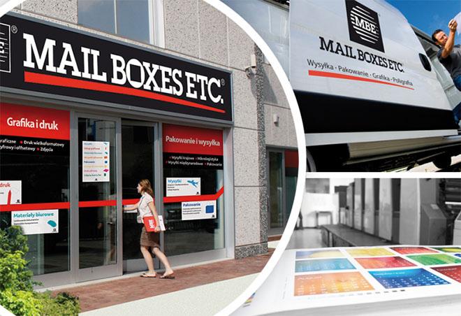 Pomysł na biznes  Mail Boxes Etc.Tych usług potrzebuje każda firma!