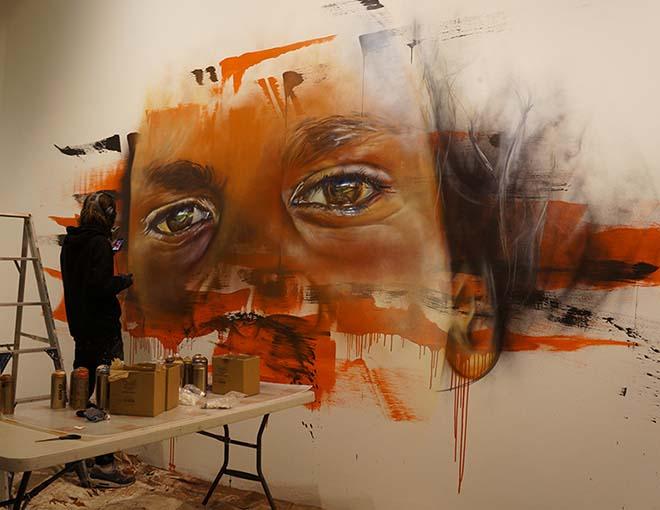 Pomaluj mój świat...- artystyczne malowanie ścian