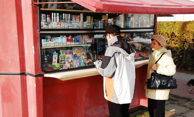 Handel prasą może się opłacać! Otwieramy kiosk
