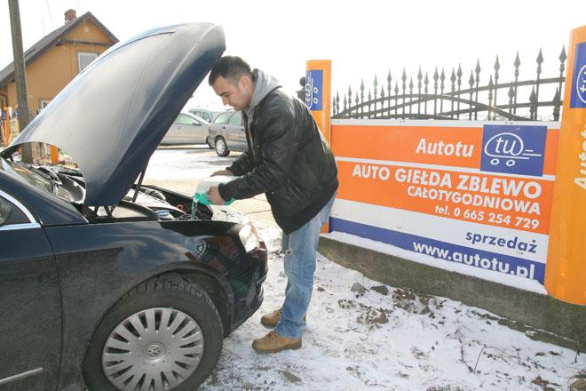 Otwieramy Auto Giełdę - sprawdź jakie zyski