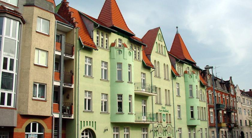 Pomysł na... hotel w historycznych wnętrzach