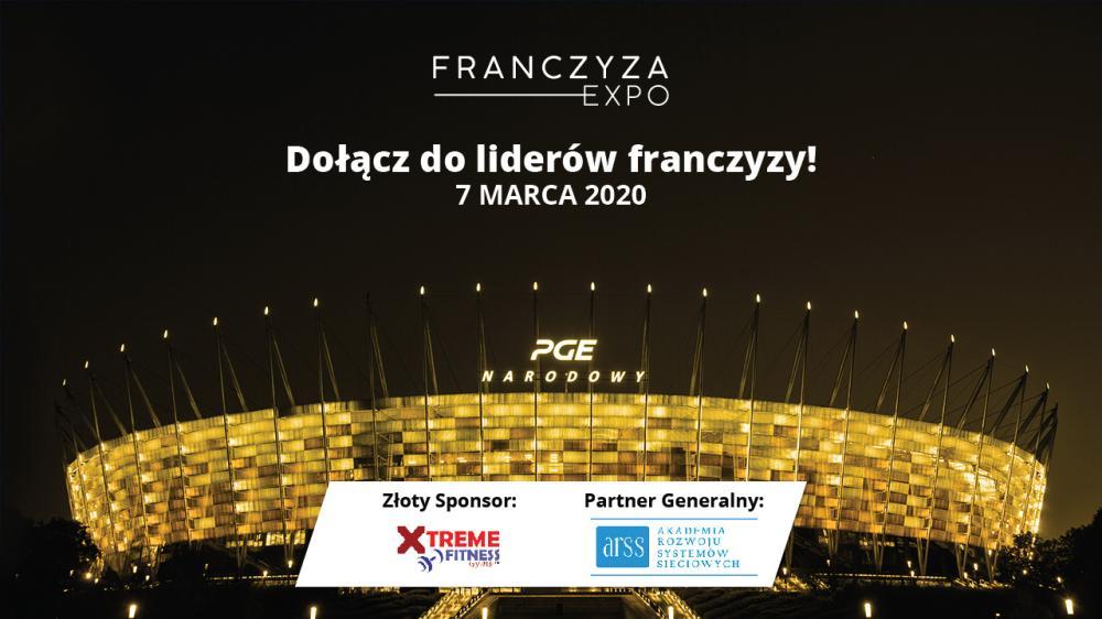 Już 7 marca 2020, w prestiżowej części PGE Narodowego – Business Club odbędzie się wyjątkowe wydarzenie biznesowe – Targi Franczyza Expo 2020 –