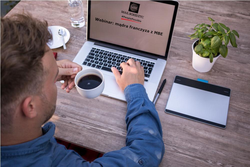 Bezpłatny Webinar – poznaj franczyzę MBE