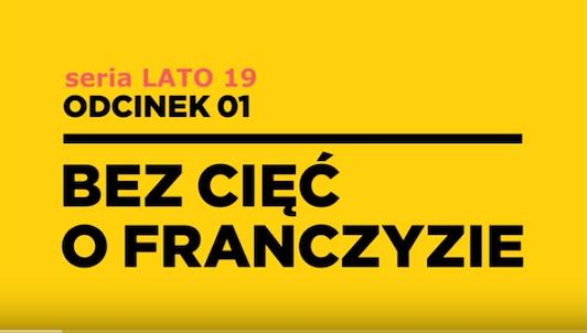 Franczyza bez cięć 2019